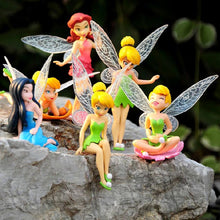 Load image into Gallery viewer, 6 Flower Fairies Decoration Figures