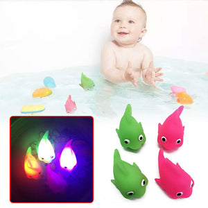 Glowing Fish Induction Toy