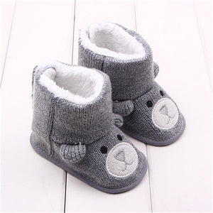 Bear Baby Boots