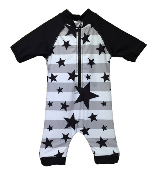 Sunsuit Swimwear with UV Protection