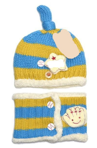 Baby Knitted Winter Hat
