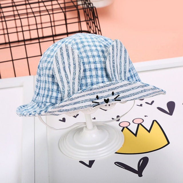 Lovely Princess Baby Sun Hat