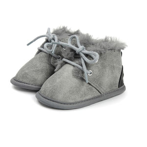 Winter Fashion Baby Snow Worm Little Boots