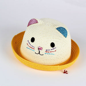 Summer Girls Panama Hat
