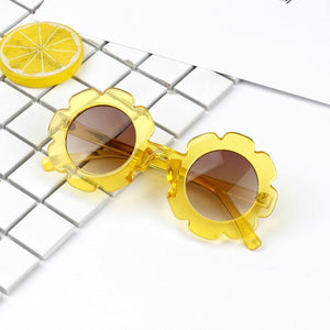 Stylish Retro Round Sunglasses