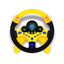 Load image into Gallery viewer, Kids Steering Wheel Driving Toy