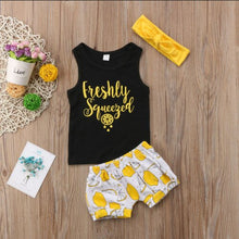 Load image into Gallery viewer, Summer Baby Girl Infant Fashion Outerwear Sets