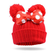 Load image into Gallery viewer, Cute Cartoon Pompom Hat