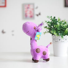 Load image into Gallery viewer, Cute Giraffe Plush Toy