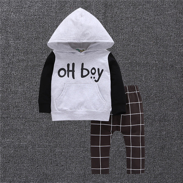 Baby Boys Clothes Set