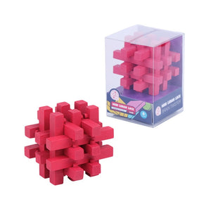 Classic IQ Wooden Puzzle Toys
