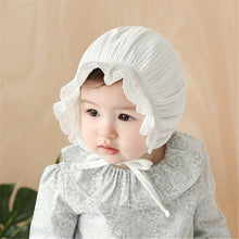 Load image into Gallery viewer, Summer Cotton Girl Princess Hat