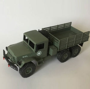 RC Army Heavy Duty Truck