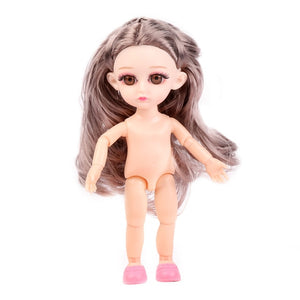 Doll With 13 Move-able Joints