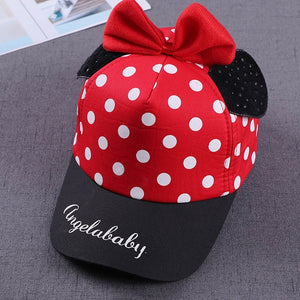 Cute Cartoon Pompom Hat