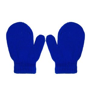 1 Pair Of Gloves Candy Color