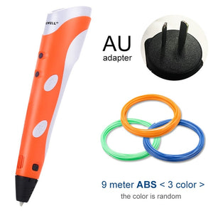 3D Printing Pen Original Creative Toy Gift For Kids