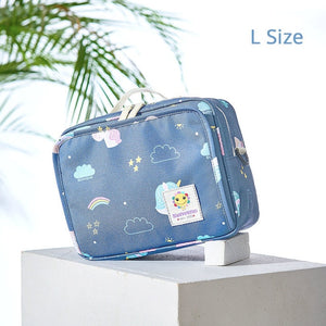 Fashion Waterproof Washable Diaper Bag