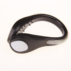 Shoe Clip Light Night Safety Warning LED