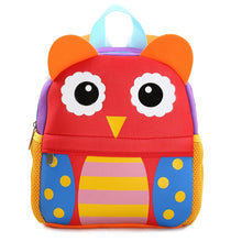 Load image into Gallery viewer, 3D Cute Animal Kid Backpack