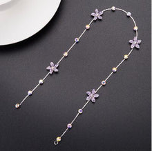 Load image into Gallery viewer, Girl Hair Extension Rhinestone Hair Accessories