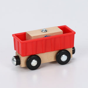 Wood Magnetic Car Toy