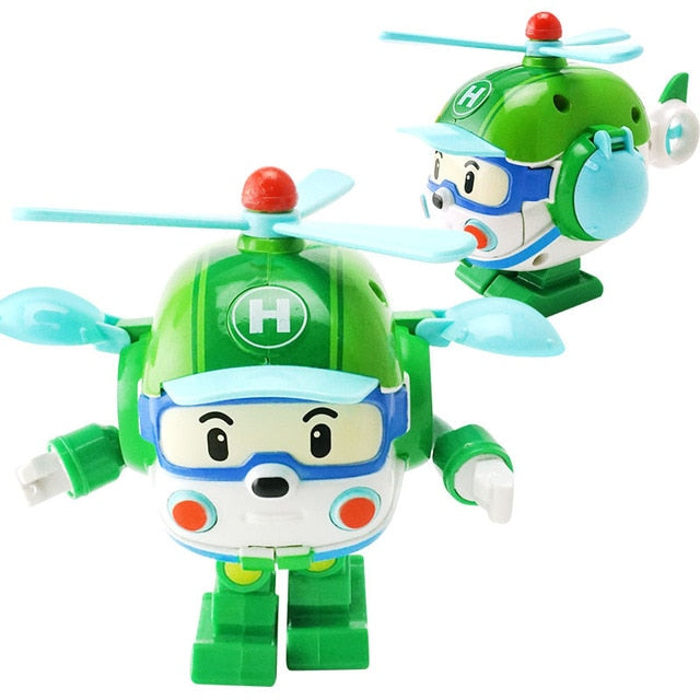 Transformation Action Anime Figure Robot Kids jouets