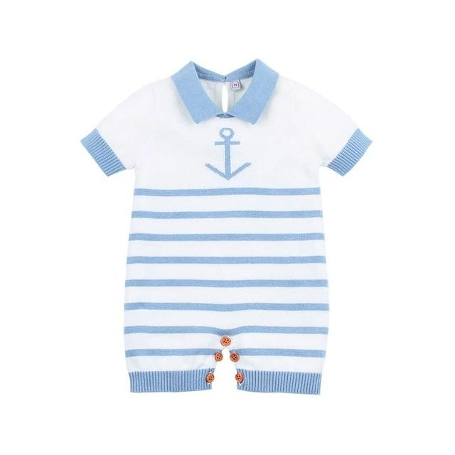 Summer Stripe Rompers Clothes