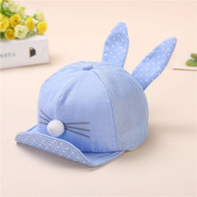 Load image into Gallery viewer, Rabbit Ear Baby Hats