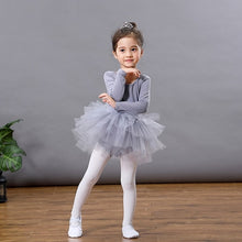 Load image into Gallery viewer, Lovely Baby Girl Fluffy Ballet Dress
