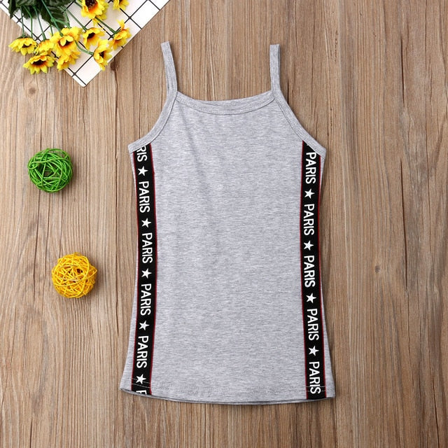 Fashion Beach Strap Casual Clothes
