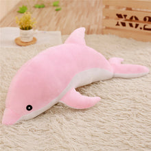 Load image into Gallery viewer, Soft Dolphin Plush Stuffed Toys