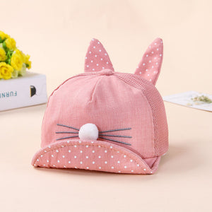 Rabbit Ear Baby Hats