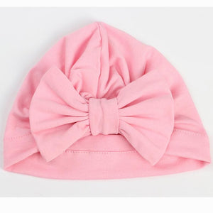 Baby Bow Beanie For Boys & Girls