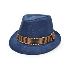 Charger l'image dans la galerie, Casquette Jazz Fashion Straw Hat