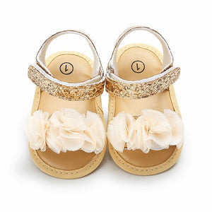 Cute Flower Shoes Baby Girl