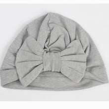 Load image into Gallery viewer, Baby Bow Beanie For Boys & Girls