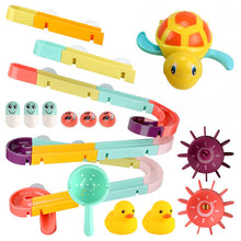 Load image into Gallery viewer, Baby Bath Wall Suction Games Set