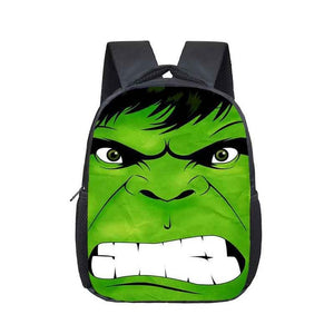 Action Figure Kindergarten Backpack