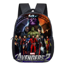Load image into Gallery viewer, Action Figure Kindergarten Backpack