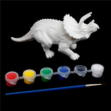 Load image into Gallery viewer, DIY Dinosaur Painting Figurine
