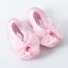 Load image into Gallery viewer, Baby Shoes Princess Style Indoor Footwear