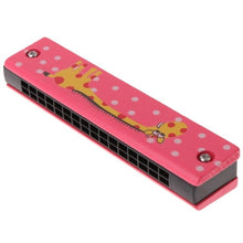 Load image into Gallery viewer, 16 Holes Harmonica for Kids