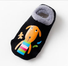 Load image into Gallery viewer, Baby Rubber Slip Resistant Floor Socks Shoes