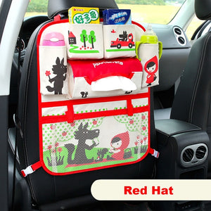 Waterproof Car Hanging Baby Organizer
