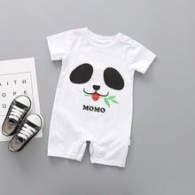 Load image into Gallery viewer, Cute Cartoon Printed Romper Clothes