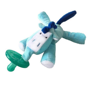 Baby Pacifier With Plush Toy
