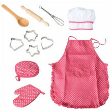 Load image into Gallery viewer, 11PCs Role Play Kitchen Baking Girls Toy Set