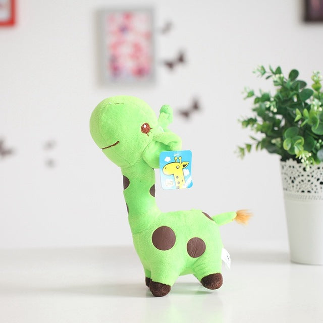 Cute Giraffe Plush Toy