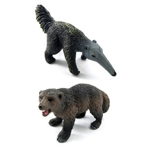 Load image into Gallery viewer, Simulation Forest Wild Animal PVC Toy Figures